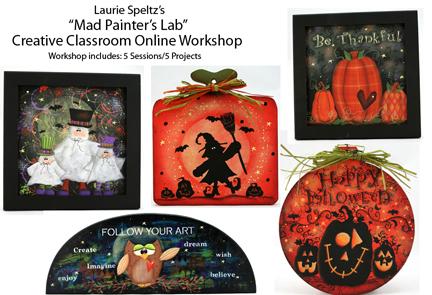 Mad Painters Lab