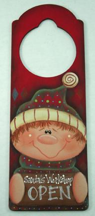 Santas Workshop Door Hanger Day lo res