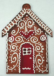 Gingerbread House Day 9 lo res