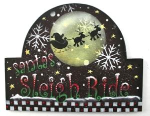 day 9 Santas Sleigh Ride lo res