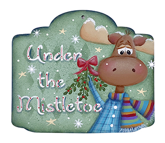 under the mistletoe lo res